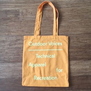 Outdoor Voices DC Tote
